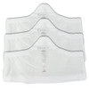 XL White More of Me to Love Bamboo Bra Liners