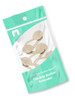 Button Pant Extender in Packaging Beige 5-Pack