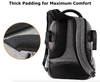 The GreaTravel Backpack Diaper Bag has breathable and comfortable straps for maximum comfort