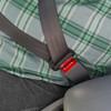 Rigid Triumph Seat Belt Extender Installation View