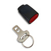 D4 Seat Belt Keychain Seat Belt Buckle