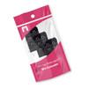 Bra Extender 3-Pack Packaged (black)