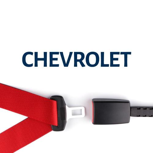 Chevrolet Seat Belt Extender