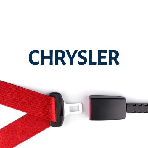 Chrysler Seat Belt Extender