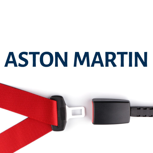 Aston Martin Seat Belt Extender