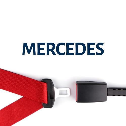 Mercedes Seat Belt Extender