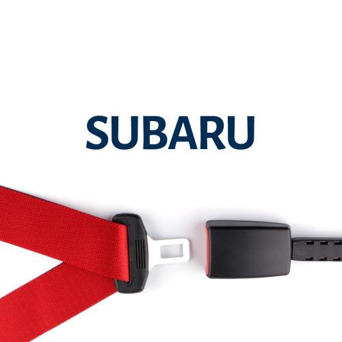 Subaru Seat Belt Extender