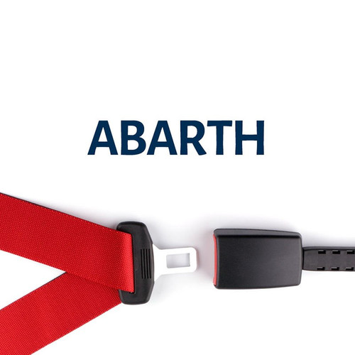 Abarth Seat Belt Extender