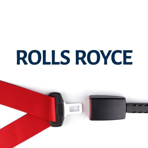 Rolls-Royce Seat Belt Extender