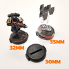 30-35mm Squad Marks (Pack of 10)