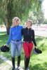 Kristina and Rison enjoying their day in the Swarovski Belts.