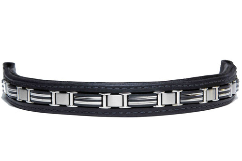 Browband Stainless Steel Black