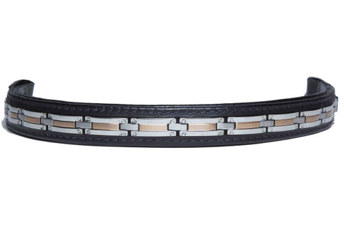Browband Stainless Steel Copper Line
