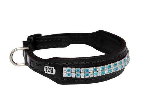 Dog Collar Small Hope Design