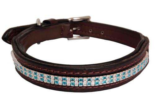 Dog Collar Medium Hope Design