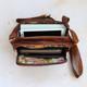 Molly Leather Pocket Crossbody Bag, Tan