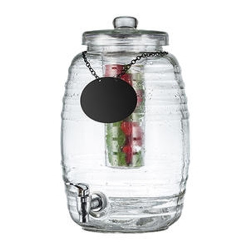 Beehive Beverage Dispenser with Infuser 2.5 gal