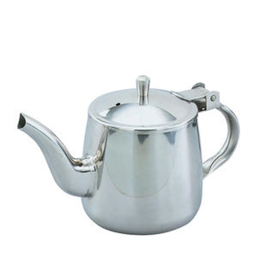 Teapot Gooseneck 10 oz-1
