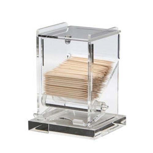 Toothpick Dispenser Clear