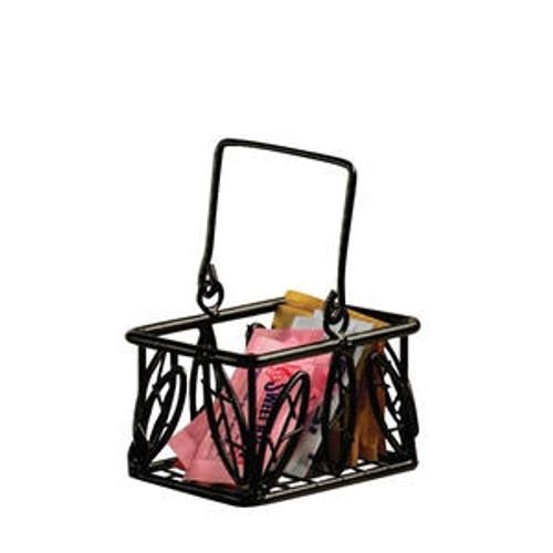 Leaf Sugar Packet Basket