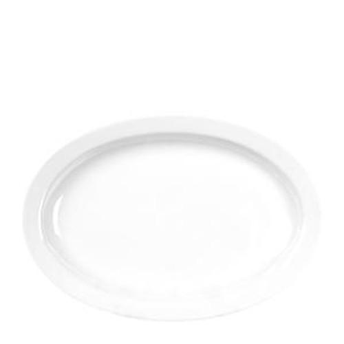 """Nustone White Platter NR 11 1/2"""" x 8"""""""