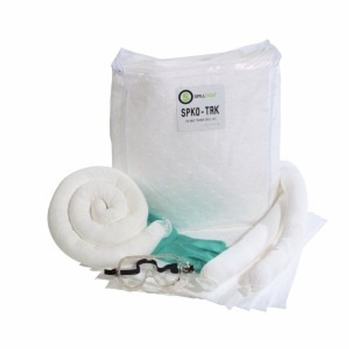 Trucker Oil Absorbent Spill Kit
