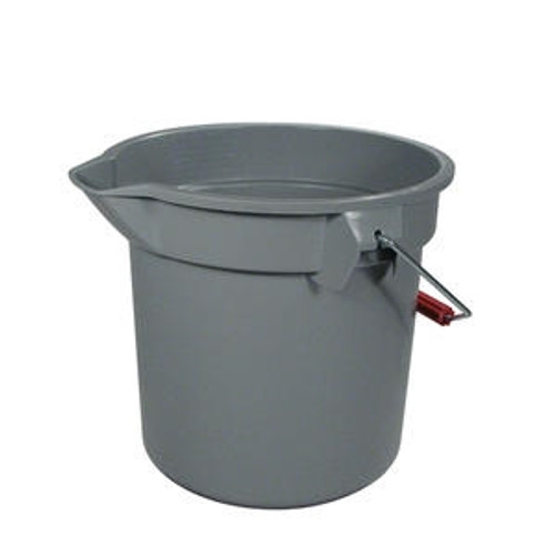 BRUTE Bucket Gray 10 qt