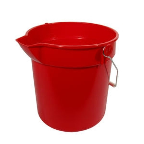 Huskee Bucket Red 14 qt