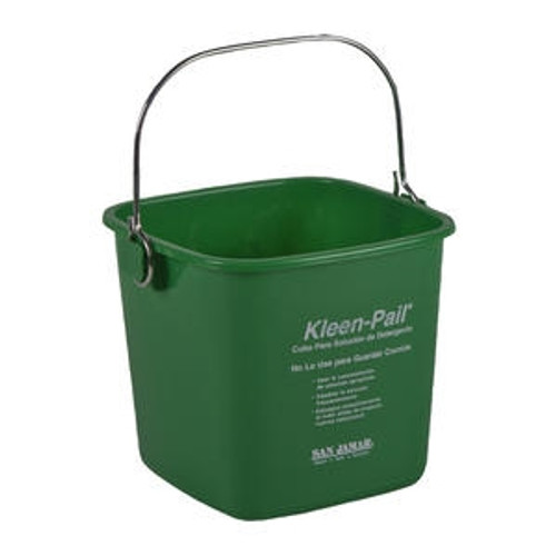 Kleen-Pail Green 8 qt