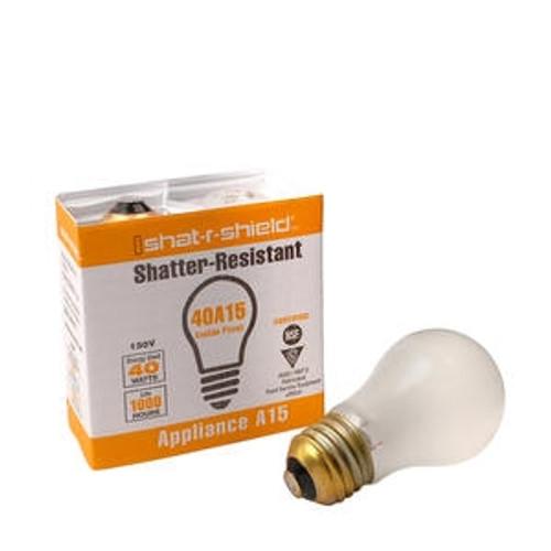 A15 Appliance Bulb