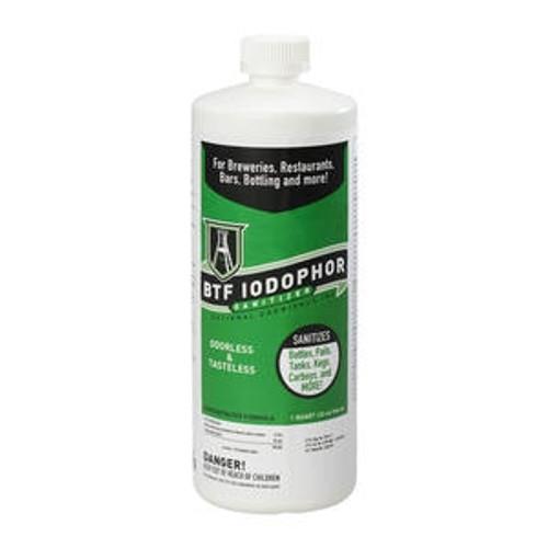 BTF Iodophor Sanitizer