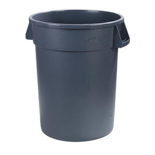 Bronco Waste Container Gray 32 gal