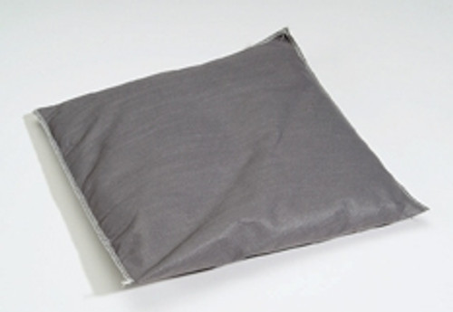 Universal Absorbent Pillow, 10 in. x 10 in, 40/pk