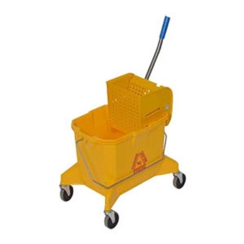 Tuff Bucket/Wringer Combo Yellow 26 qt