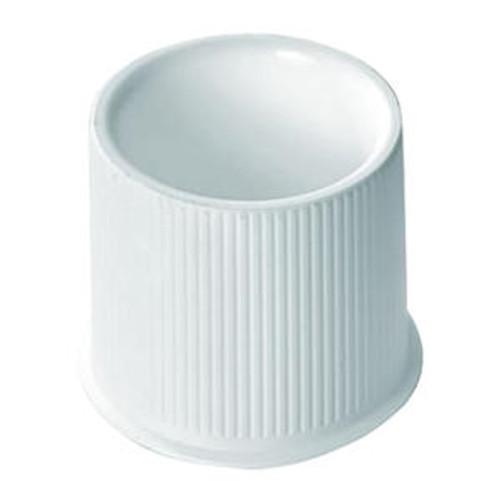 Bowl Brush Caddy White