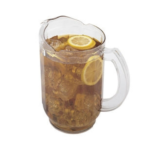 Camwear Laguna Pitcher with Ice Lip Clear 60oz