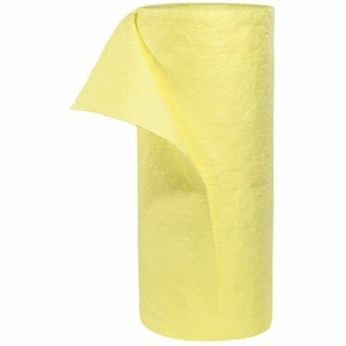 Defender Hazmat Absorbent Split Roll, Heavy Weight, 2/pk