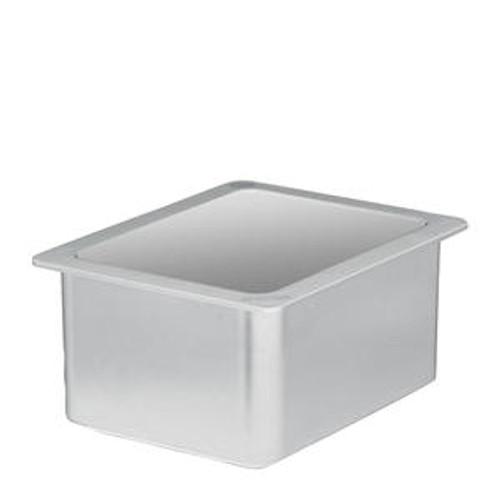 "ColdFest Pan Half Size White 6"""