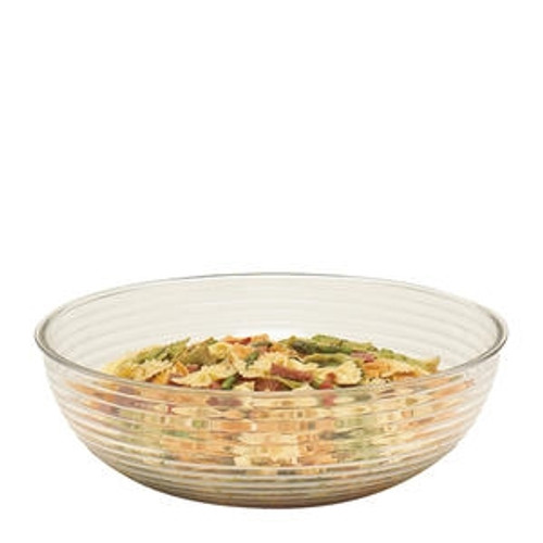 Bowl Salad Ribb Cl 10""
