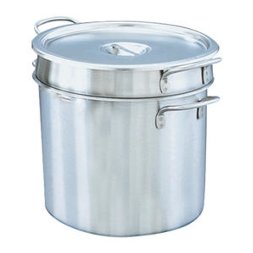 Double Boiler with Cover 7 qt
