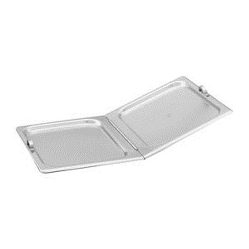Flat Cover Full Size Hinged