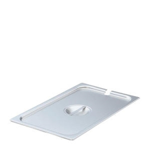 Challenger Steam Table Pan Cover Slotted Full Size