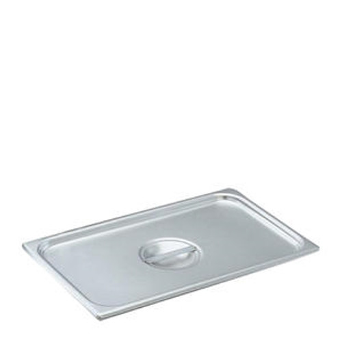 Challenger Steam Table Pan Cover Solid Fourth Size