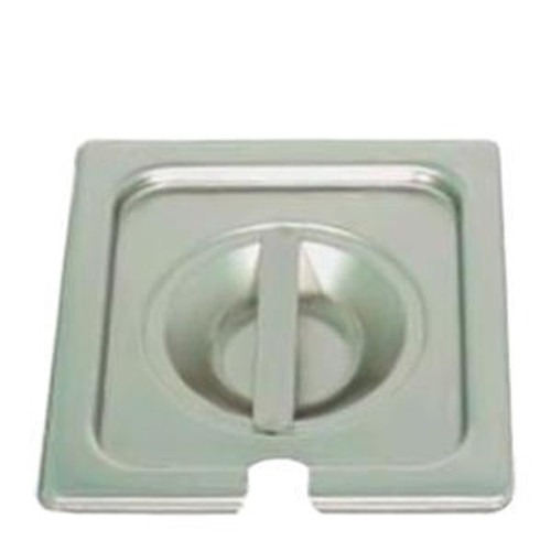 Challenger Steam Table Pan Cover Slotted Sixth Size