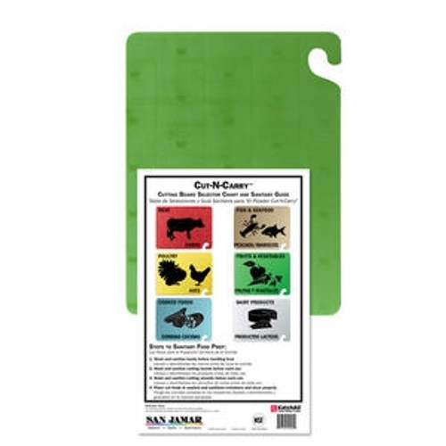 "Cut-N-Carry Board Green 18"" x 24"""