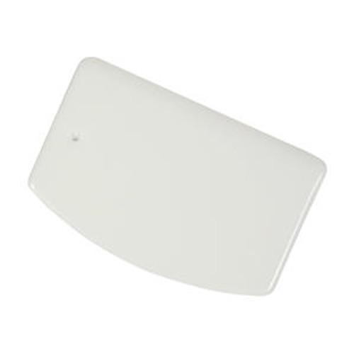 Pan/Bowl Scraper White