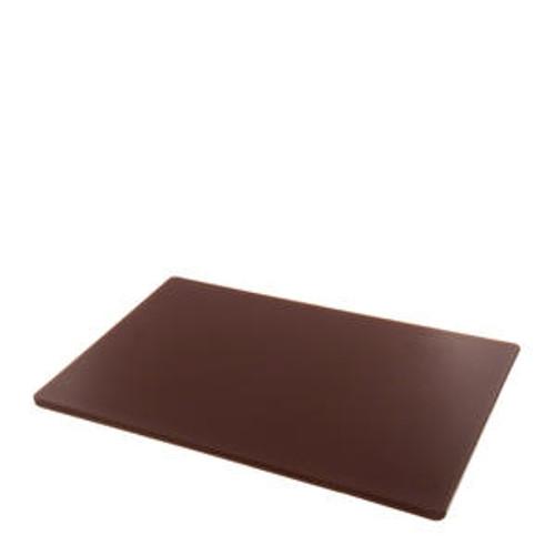 """Cutting Board Brown 12"""" x 18"""""""