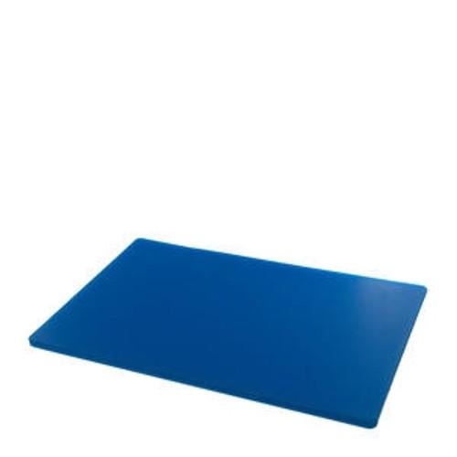 """Cutting Board Blue 12"""" x 18"""""""