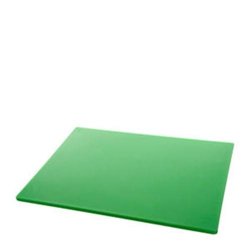 "Cutting Board Green 12"" x 18"""