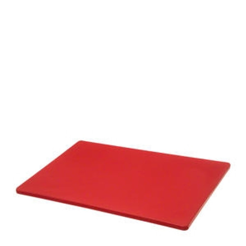 "Cutting Board Red 15"" x 20"""